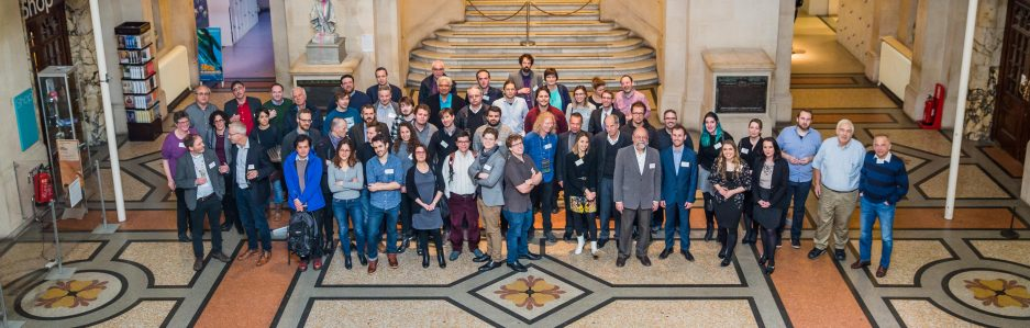 """CHAMPS Workshop – """"Discovering Phase Space Structure and"""